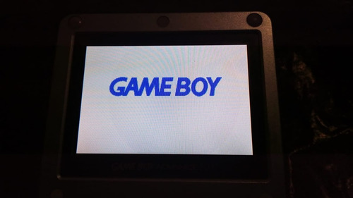 gameboy advance sp 101 completo