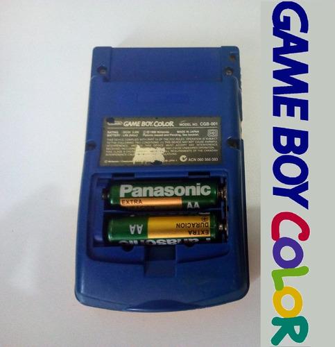 gameboy color edicion pokemon