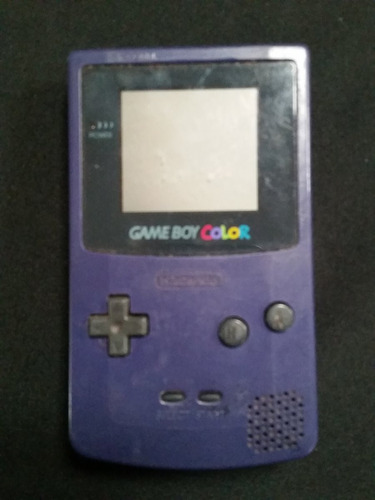gameboy color morado d