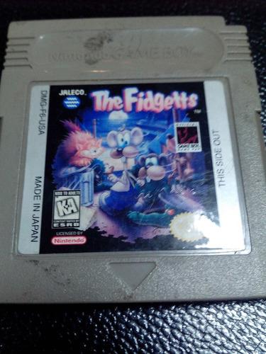 gameboy - the fidgetts