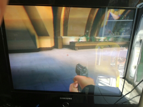 gamecube agente 007 agent under fire nintendo game cube