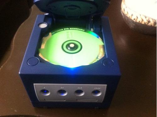 gamecube modificacion tapa para dvd normal