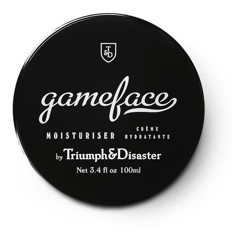 gameface - crema humectante en pote