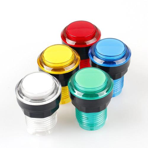 gamelec 2-players arcade botones y joystick driver kit pa
