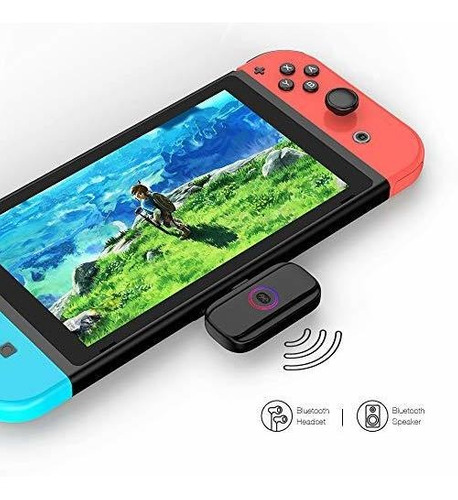 gameor bluetooth inalámbrico para nintendo switch