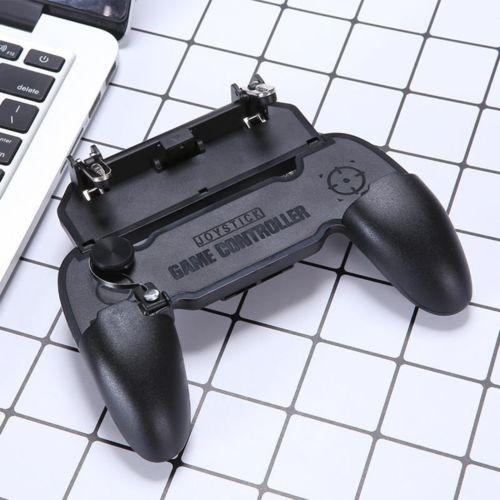 gamepad con gatillos l1 r1 para pubg free fire y fortnite