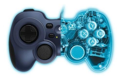 gamepad control palanca usb para pc logitech f310