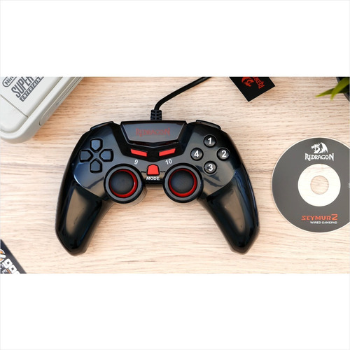 gamepad gamer, control