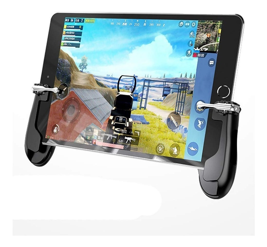 Gamepad Joystick Agarres Gatillos Pubg Mobile Tablet/phone