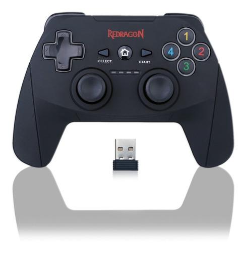 gamepad joystick redragon harrow g808 pc ps3 usb
