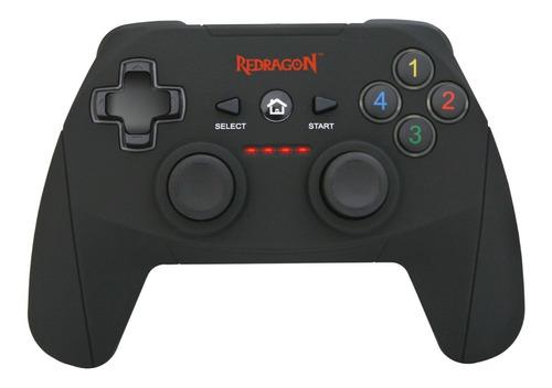gamepad joystick redragon harrow g808 usb pc ps3 wireless p