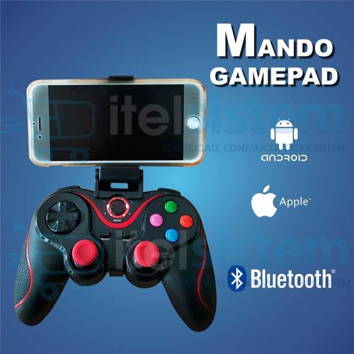 gamepad para android iphone bluetooth joystick itelsistem