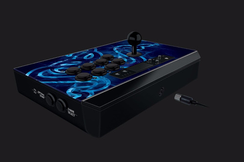 gamepad razer panthera arcade stick ps4