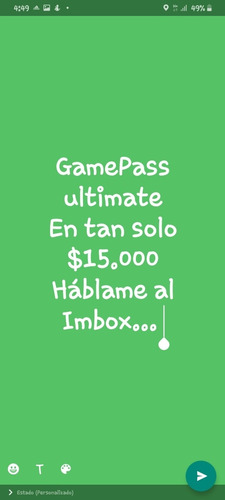 gamepass ultimate