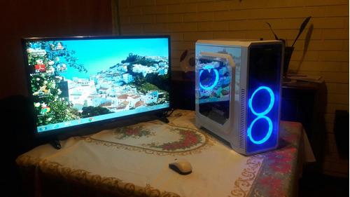 gamer i7 disco   1 tera,ssd 120,ram 16 ,video 4gb
