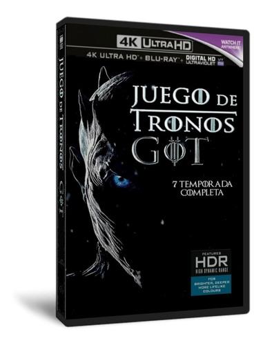 games of thrones tda 7 en 4k uhd digital