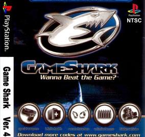 Gameshark V4 0 (jogos Playstation 1 Cd-rom) Leia Tudo