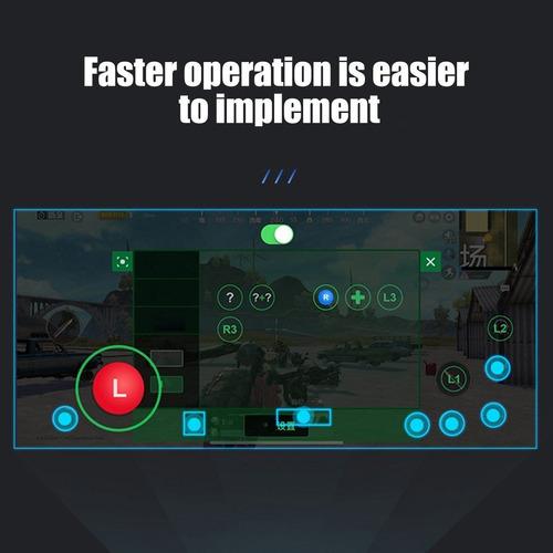 gamesir t6 controlador de jogo elástico para android 4.0+ io