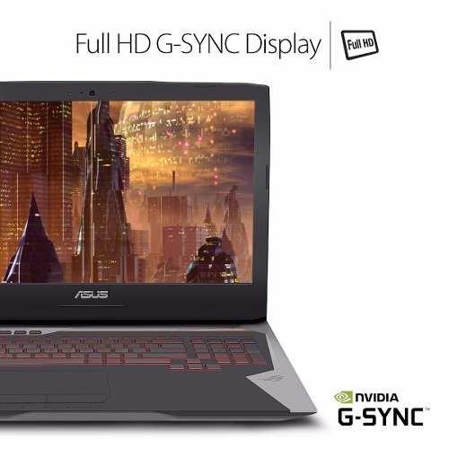 Gaming Laptop Asus Rog G752vs-xb72k 17.3 I7 32gb 256gb+1tb - $ 80,590.00 en Mercado Libre