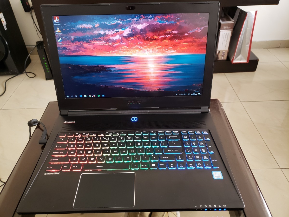 Gaming Laptop Msi Gs60 6qe Ghost Pro 4k Intel I7 Gtx 970m - S/ 2 500,00