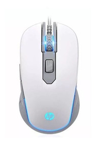 Gaming Mouse M200 Usb Blanco Hp Dist Oficial Gfxnet