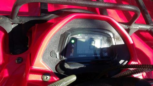 gamma 400 crosing cuatro por cuatro 2013 entrega y 10 cheque