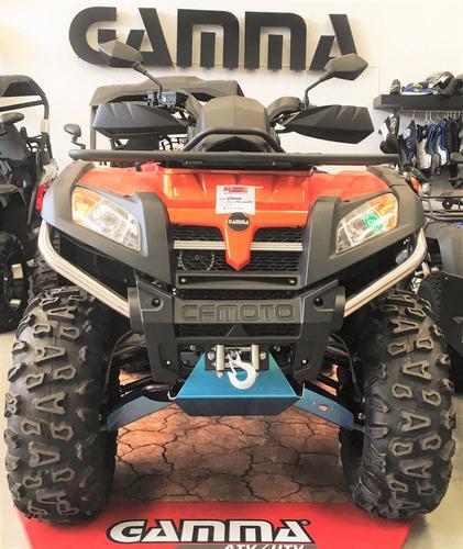gamma mountaineer 800 0km- 2018 - klober motoshop