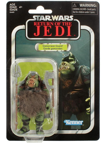 gamorrean guard the vintage collection tvc 3,75''