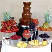 gana dinero decorando fuentes de chocolate para fiestas!!!