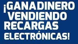 gana dinero vende recargas electronicas movistar telcel at&t