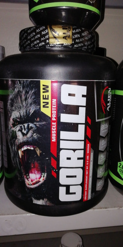 ganador de peso gorilla 3k