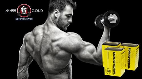ganador masa muscular