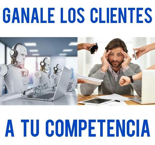 ganale los clientes a tu competencia