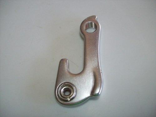 gancheira de cambio de alumínio para bicicleta quadro gt