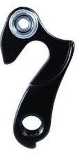 gancheira rontek bgc-010 preta (varios modelos de quadro)