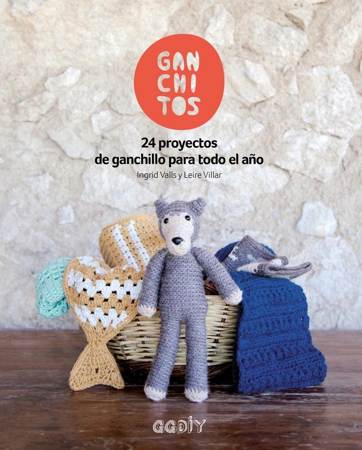 Ganchitos 24 Proyectos De Ganchillo Para Todo El Año - $ 1.250,00 en ...