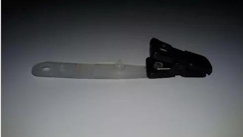 gancho caiman portacarnet plástico (50 uds) bs.129.990