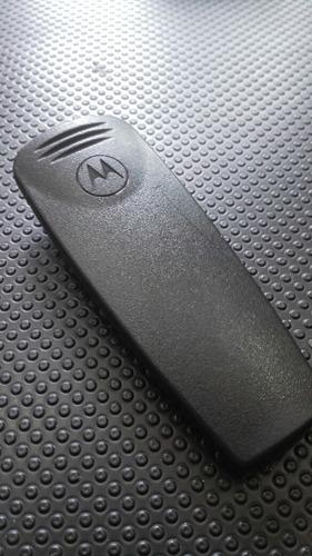 gancho clip de batería radio motorora serie pro