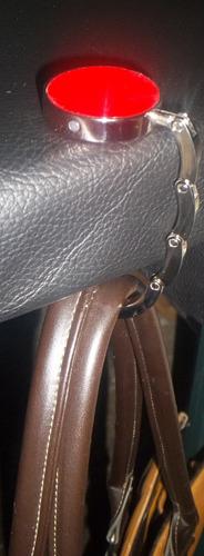 gancho colgante porta carteras y bolsos