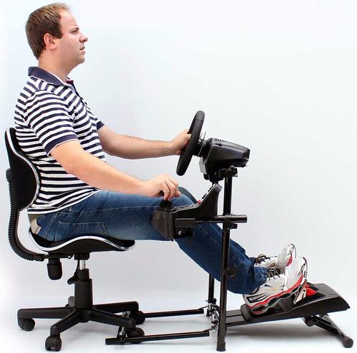gancho conector águia cadeira rodinha ao sup.volante/cockpit