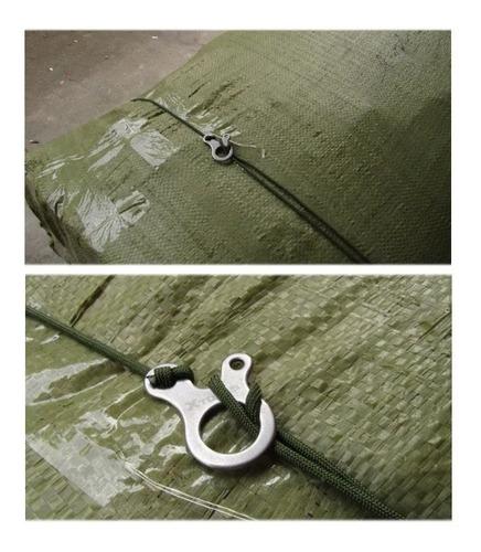 gancho de ajuste rapido de cuerda set de 5 piezas