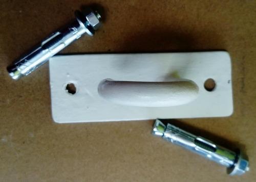 gancho, kit de instalacion de ventiladores de techo