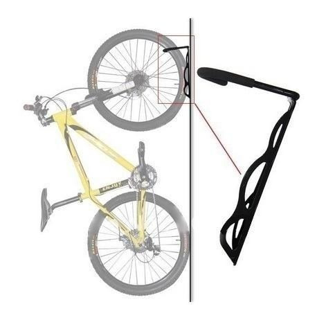 Gancho o soporte para colgar bicicleta oferta bs 7 - Gancho bicicleta pared ...