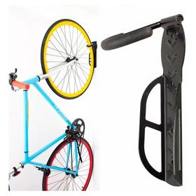 Gancho Para Bicicleta De Pared Para Colgar A La Rueda Soporte Aluminio Fisher Y Tornillos