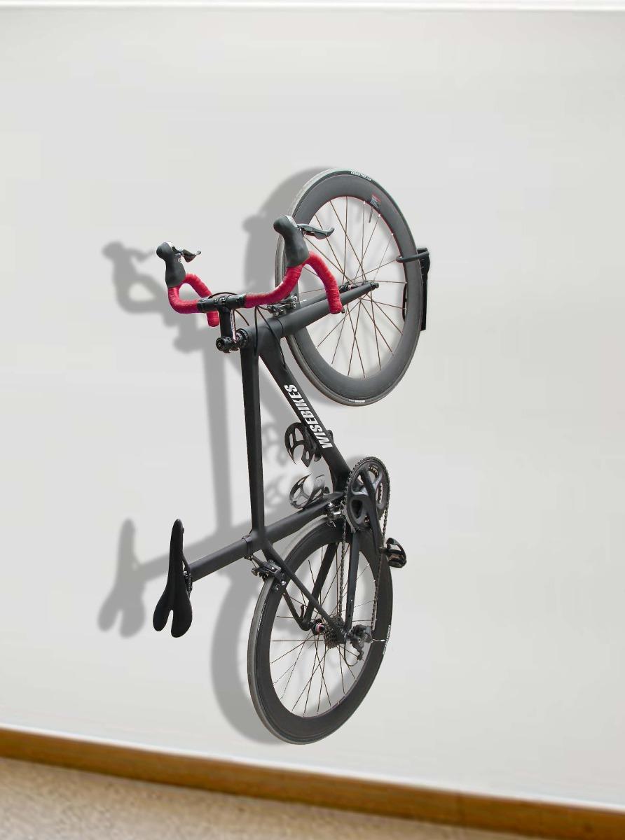 Gancho para bicicletas soporte muro portabicicleta de - Gancho bicicleta pared ...