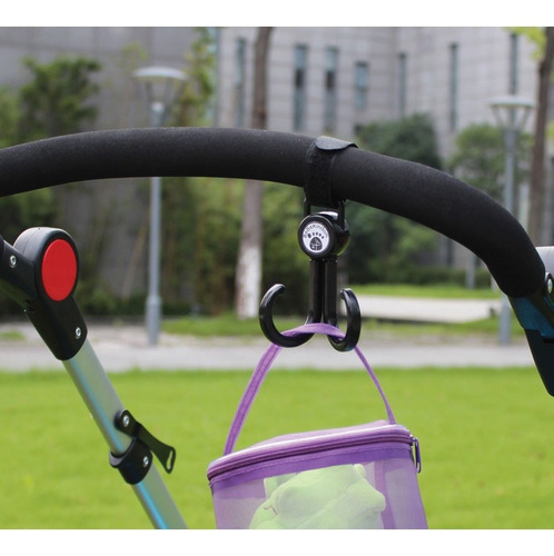 gancho para carrinho de passeio - girotondo