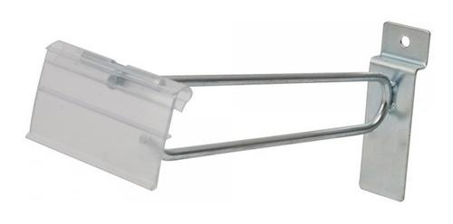 gancho para panel ranurado con preciador 8 in o 20 cm urrea