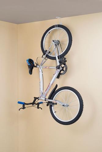 gancho rack soporte para colgar bicicleta
