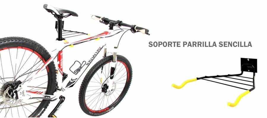 Gancho rack soporte pared plegable para bicicleta y casco - Gancho bicicleta pared ...