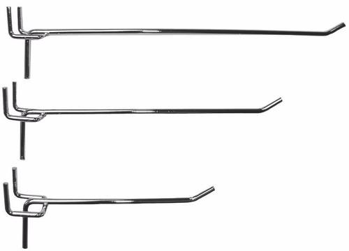 ganchos blisteros para paneles perforados o ranurado
